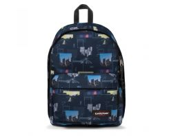Eastpak Out of Office Rugzak Chroblack